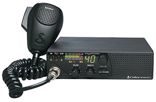 Cobra 18 wx st ii Review from CB Radio Guru.