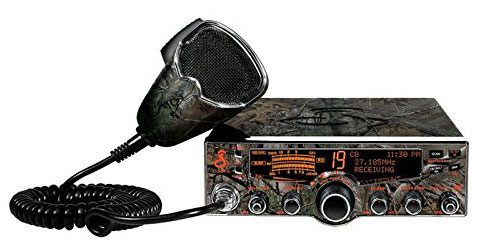Cobra 29LX 40 channel and Camo CB radio are known for their performance in off shore conditions