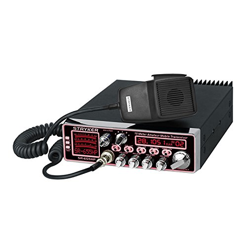 Stryker SR-655 CB Radios is a highly performing and highly customizable Stryker CB Radio.