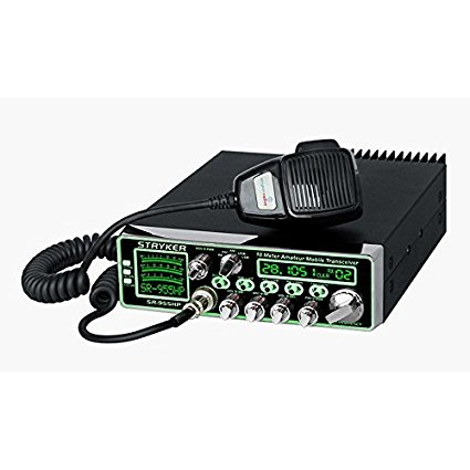 Stryker SR-955 is an excellent Stryker SSB CB Radio. This one features a great software for easy interface.
