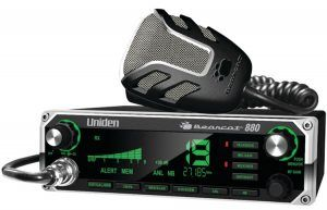 Uniden BEARCAT 880 is a visually pleasing stylish CB Radio