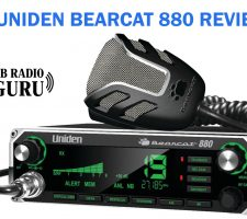 Uniden Brand's Bearcat 880 CB Radio Review. It is one of the most bought and customer friendly cb radio with good sound output and user interface