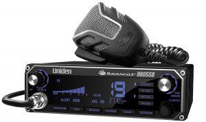 Uniden 980 SSB is a BEARCAT CB Radio is a 7 colored display CB with weather channel capability