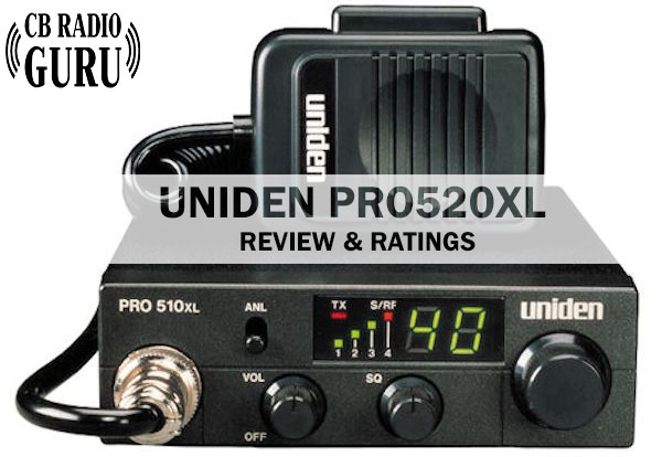 Review of Uniden 510XL with detailed specifications, pros and cons. It's one of the best CB Radio from Uniden.