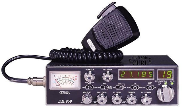 CB Radio Frequencies and CB Channels : Everything You Need