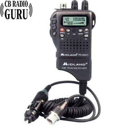 Midland 75 822 cb radio is a weather channel CB radio best used by customers with multiple vehicle