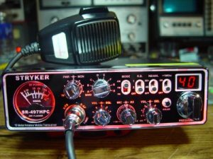 Stryker SR-497 CB Radio is a simple yet great feature loaded CB