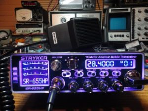 CB Radio Stryker SR 655 is an excellent CB with great transmission and receiving facility.