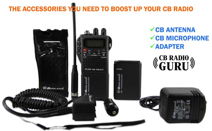 The accessories you required for an outstanding cb radio experience