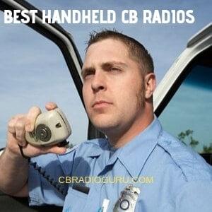 best handheld CB radio for long range communication