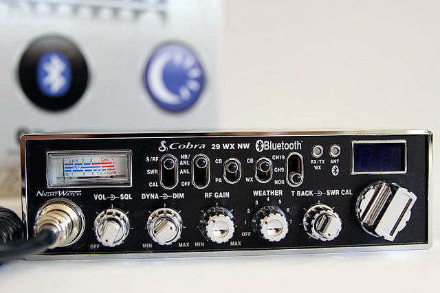 CB Radio with Bluetooth for 2019 : Reviews and Recomendations