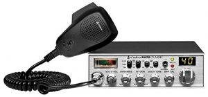 This Cobra bluetooth CB radio is an excellent choice for radio enthusiastics who want more