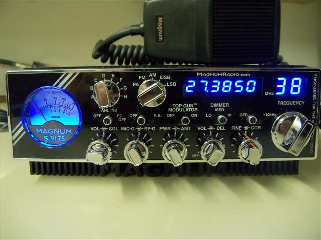 Magnum CB Radios are one of the top rated CB radio in the CB radio market