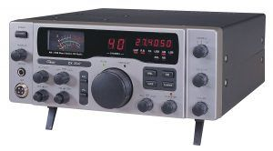 Galaxy DX 2547 is one of the top CB radio available in the market. This is a picture of the 2547.