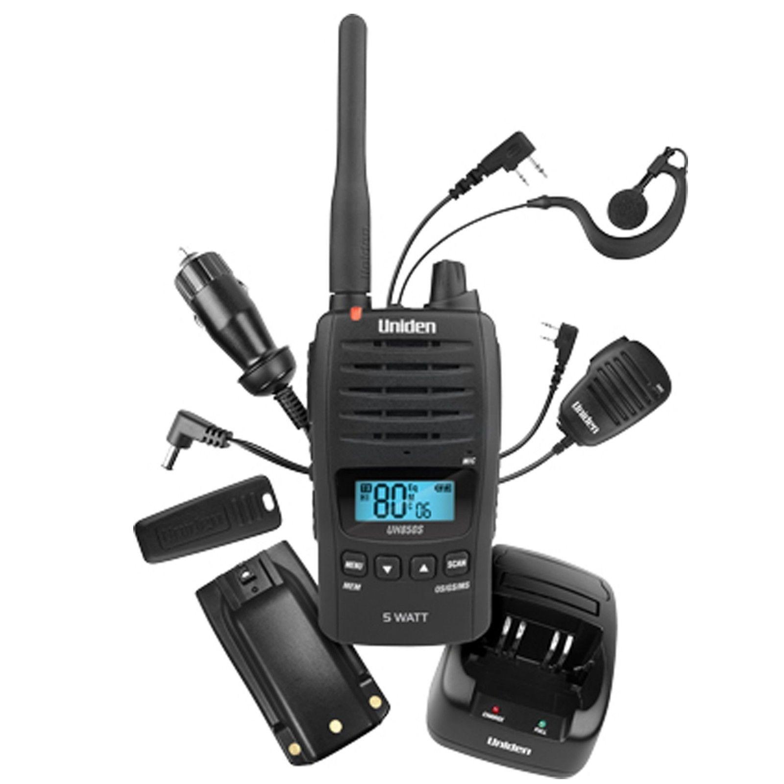 Best Handheld CB Radio 2019 : Portable CB Radio and Antenna