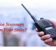 Are Police Scanners legal in your state? This is the most important question most of us have to ask before buying a police scanner
