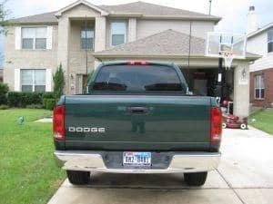 dual cb whips for pickup trucks
