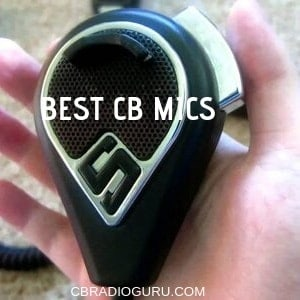best CB radio microphone reviews