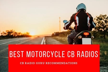 best motorcycle CB radio reviews