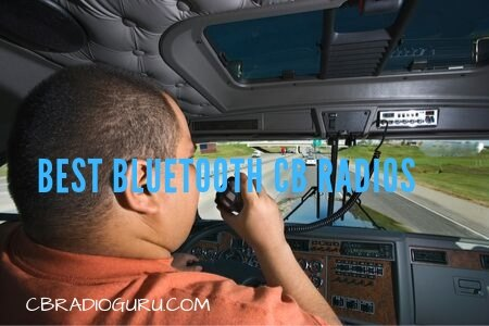 best Bluetooth CB radio for drivers