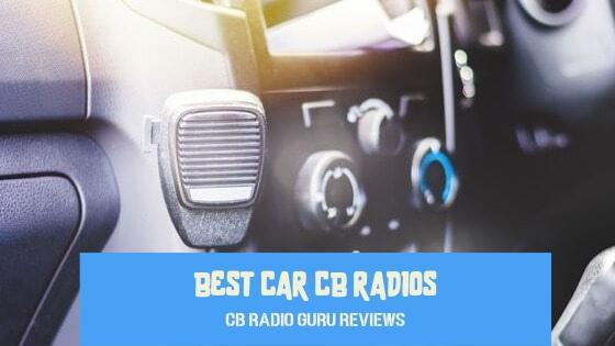 best CB radio for car
